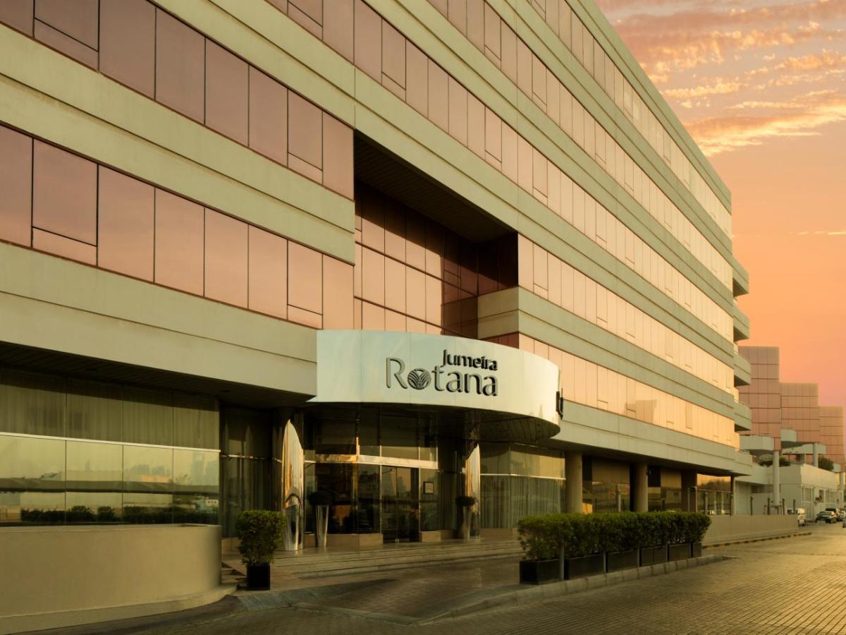 961 Verified Hotel Reviews of Jumeira Rotana – Dubai | Booking com