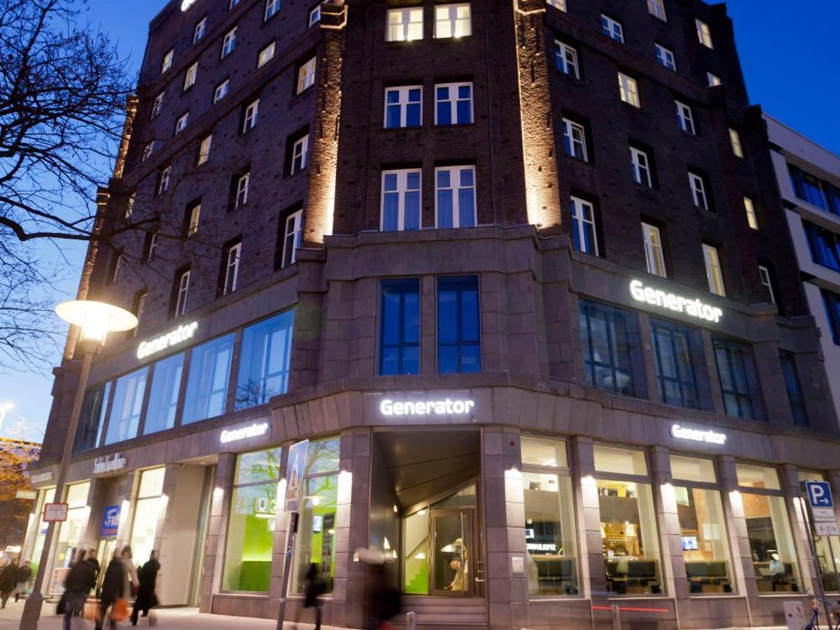 5985 Echte Hostelbewertungen Für Generator Hamburg Bookingcom