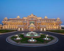 ITC Grand Bharat A Luxury Collection Retreat.