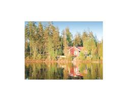 Holiday home Gårö I Sjöarpssjön Gnosjö