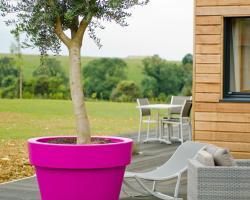 Les Jardins d'Eugénie Maison d'hôtes SPA et Cottage