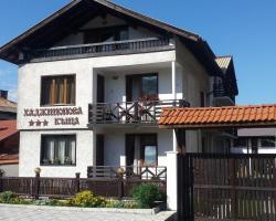 Hadjipopov House
