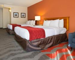 Comfort Inn & Suites Airport Syracuse