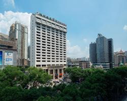 Greentree Inn Shenzhen Dongmen Business Hotel