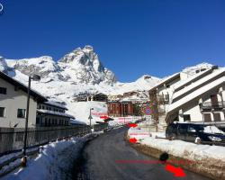 Breuil Cervinia Funicular House