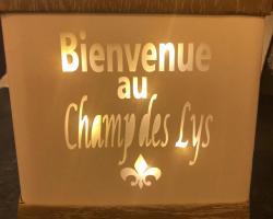 Le Champ des Lys