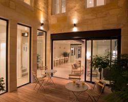 Hôtel La CourCarrée Bordeaux Centre