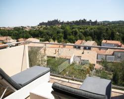 Les Suites du Saint Nazaire - Les Balcons de la Cité