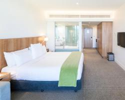 Commodore Airport Hotel Christchurch