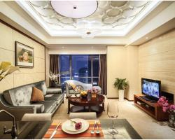 Yousu Hotel & Apartment TianYi Square YinYi Global Center Apartment Ningbo