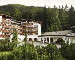 Arabella Hotel Waldhuus Swiss Quality