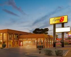 Super 8 by Wyndham El Paso Airport