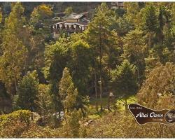 Altai Oasis Eco lodge