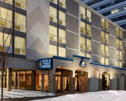 Days Inn by Wyndham Edmonton Downtown