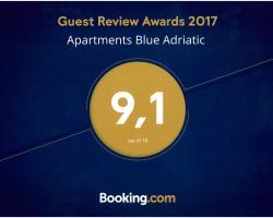 Apartments Blue Adriatic