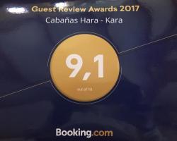 Cabañas Hara - Kara