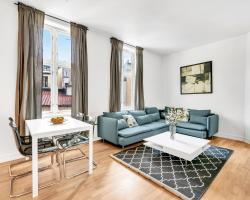Forenom Apartments Frimannsgate