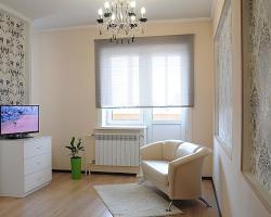 Apartment Baikal City on Smolina, 79