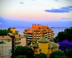 Malaga Beach and Center Backpackers