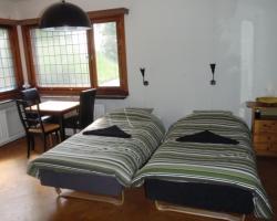 Gustav Bed & Kitchenette