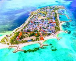 Maafushi Village