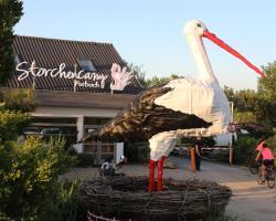 Storchencamp Gästehaus Purbach
