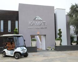 Kamati Luxury Hotel Bodrum