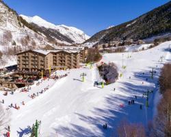 Hotel Parador Canaro & Ski