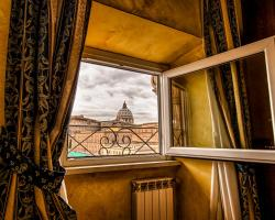 A View & A Touch of Rome