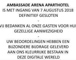 Ambassade Arena Aparthotel