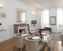 Two bedroom Le Marais / Pompidou