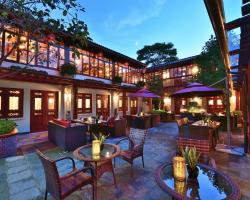 Beijing Jingshan Garden Hotel