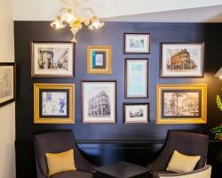 Best Western Plus Hotel Moderne Caen
