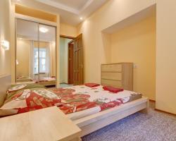 STN Apartments on Rubinsteina Street
