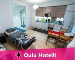Oulu Hotelli Apartments