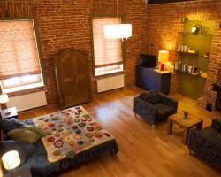 Luxury Kaunas Old Town Apartment