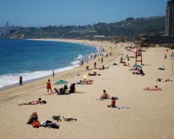 Booking Beach Viña Santiago