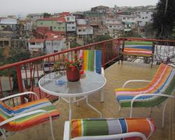 Bed And Breakfast El Mirador De Valparaiso