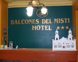 Los Balcones del Misti
