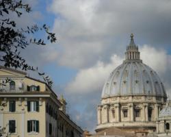Laeta Domus in San Pietro