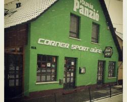 Földvár Panzió és Corner Sport Büfé