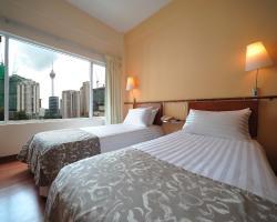 Alpha Genesis Hotel Bukit Bintang