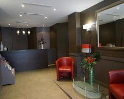 Hotel Paris Liège