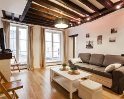Apartment Saint Jacques Notre Dame de Paris