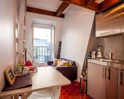 Studio avec Balcon - Quartier latin