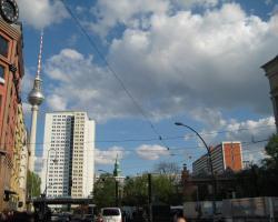 Apartment Rochstrasse Berlin