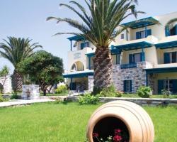 Paradiso Studio & Apartments on Naxos Island