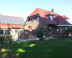 Nordsee Ferienwohnungen Pension Landhaus Deichblick Brunsbüttel