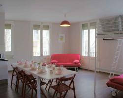 Fira Barcelona Plaza Espanya Apartments