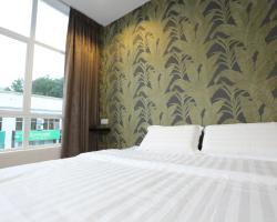1 Hotel Taman Connaught